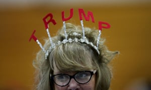 Donald Trump's supporters find it appealing that he claims not to be beholden to donors.