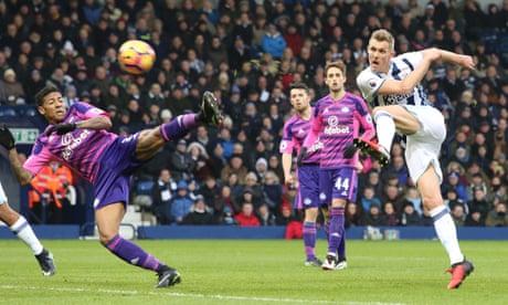 West Bromwich Albion's Fletcher and Brunt send Sunderland bottom
