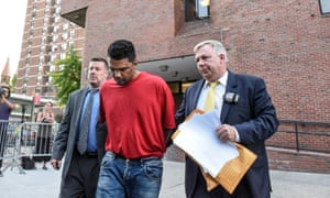 Richard Rojas, of the Bronx, was charged late on Thursday and will be arraigned on Friday.