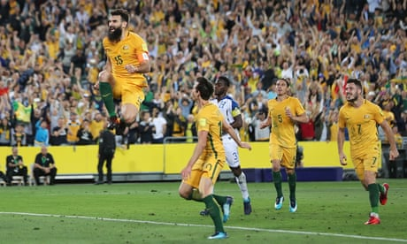 Socceroos end mammoth qualifying campaign but work still to be done | Jonathan Howcroft