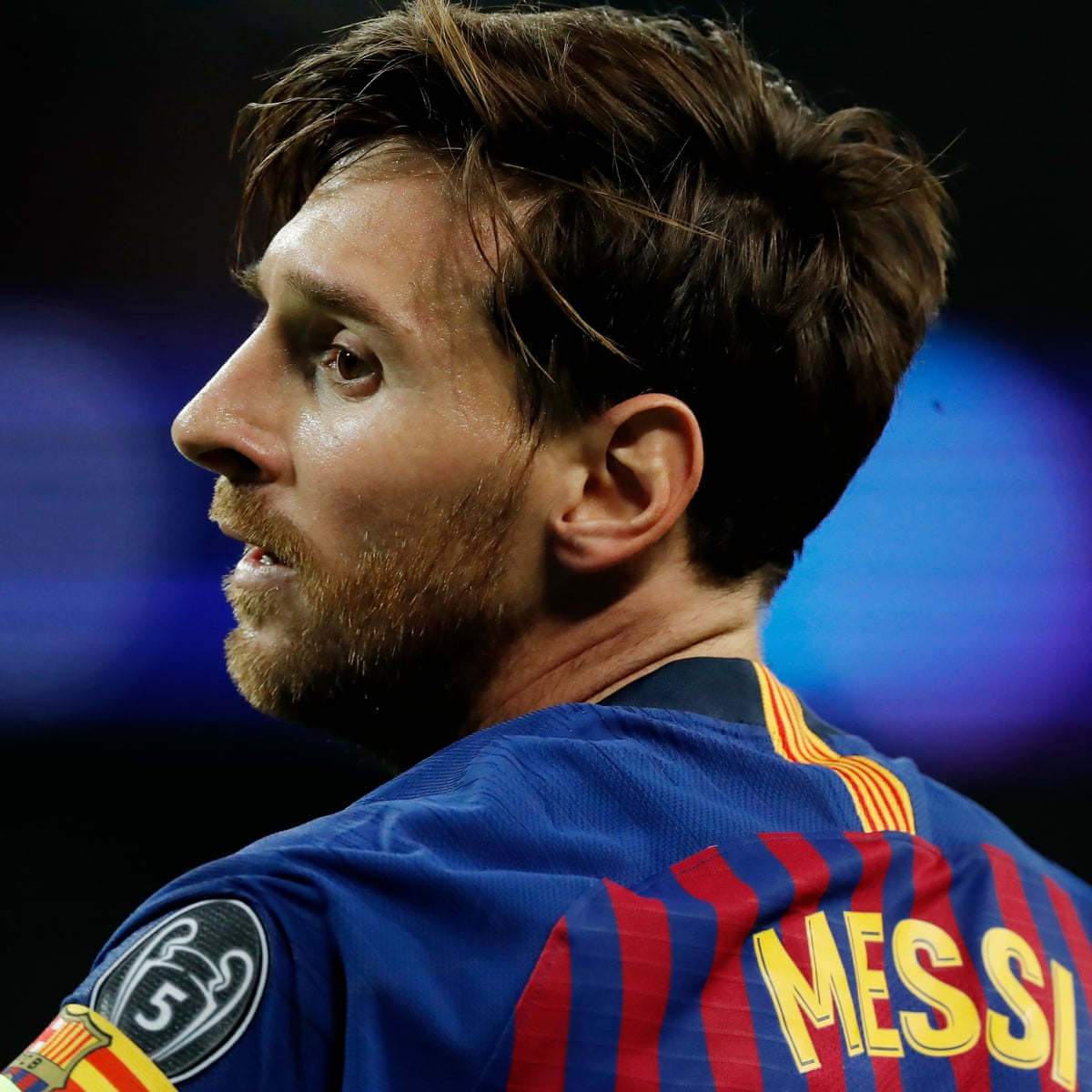 The End Of The Affair After Messi Barcelona Will Never Be The Same Lionel Messi The Guardian