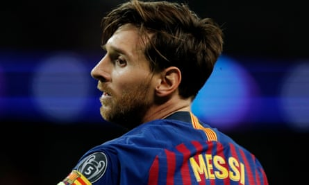 Barcelona could not even entertain the idea of Lionel Messi retiring when he mentioned it last year, let alone him playing for another club.