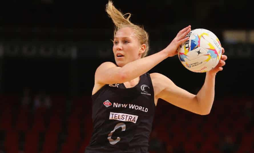 Laura Langman help take New Zealand all the way to the final of the recent World Cup in Sydney.