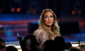 Jennifer Lopez at American Idol Grand Finale in Hollywood.