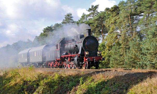 10 of the best scenic rail journeys in Europe | Travel | The Guardian