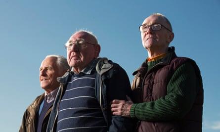 Bob Fulton, Stuart Barrie and Robert Somerville