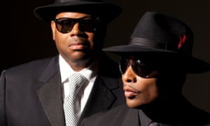 Jimmy Jam (left) and Terry Lewis.