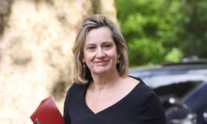 Amber Rudd, the work and pensions secretary, is to make the case for embracing workplace automation.