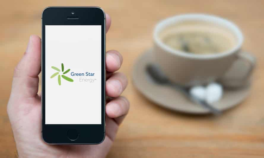 When the Green Star customer received a text she knew it was a scam ... because she'd never given the company her mobile number.