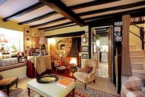 House for sale in Collingbourne Ducis, near Marlborough, Wiltshire.