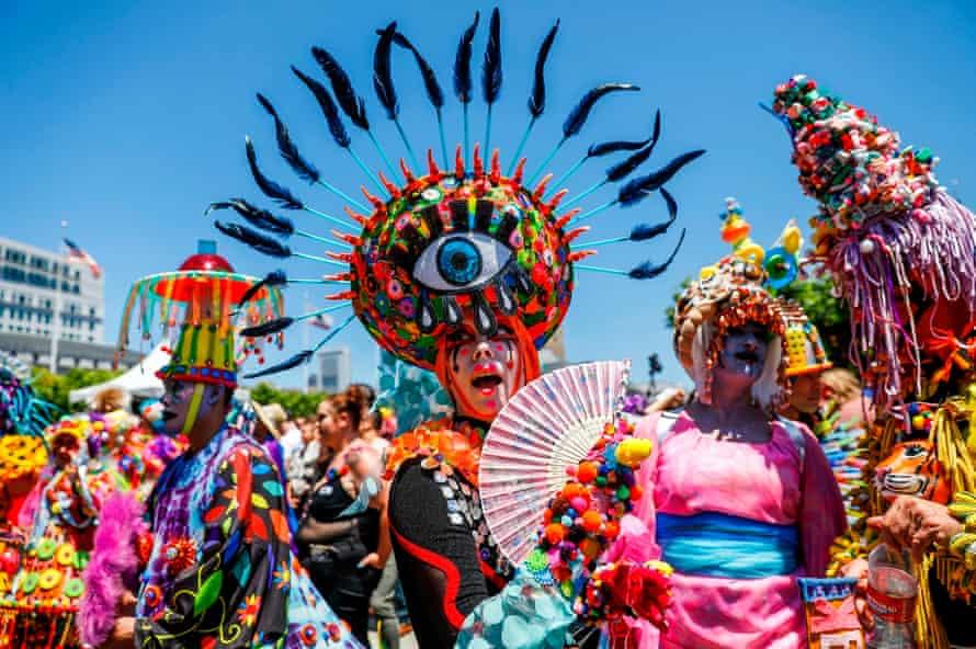 San Francisco Pride parade 2019