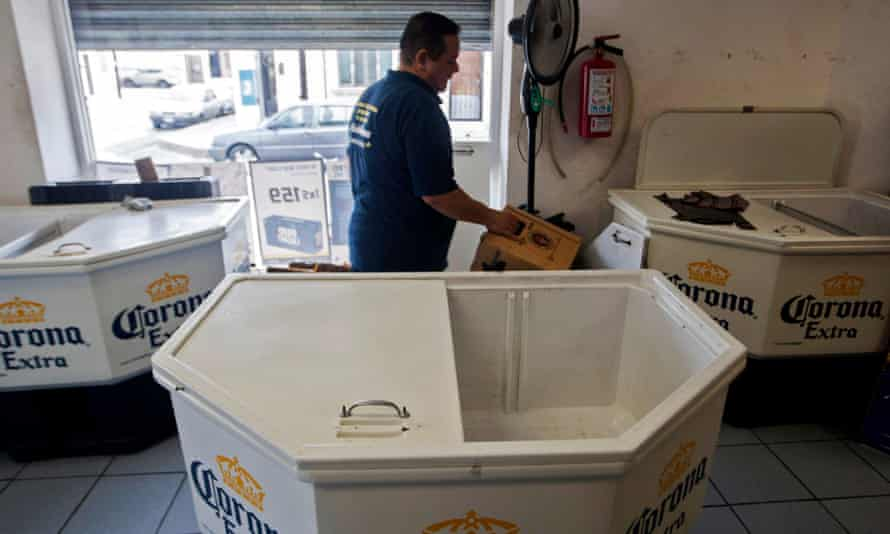Mexicans have greeted the domestic beer shortage with more bemusement than anger.