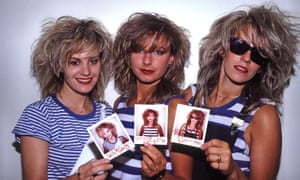 Bananarama in 1986