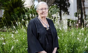 Vanessa Redgrave photographed last week at Cannes for the Observer New Review.