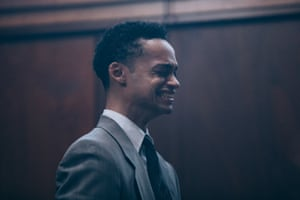 Marquis Rodriguez in When They See Us.