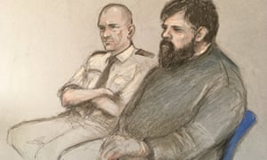 Carl Beech, previously known as Nick, at Newcastle crown court