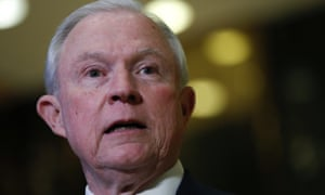 Jeff Sessions, Donald Trump's nominee for attorney general, has said the US should return to a Reagan-era drug policy.