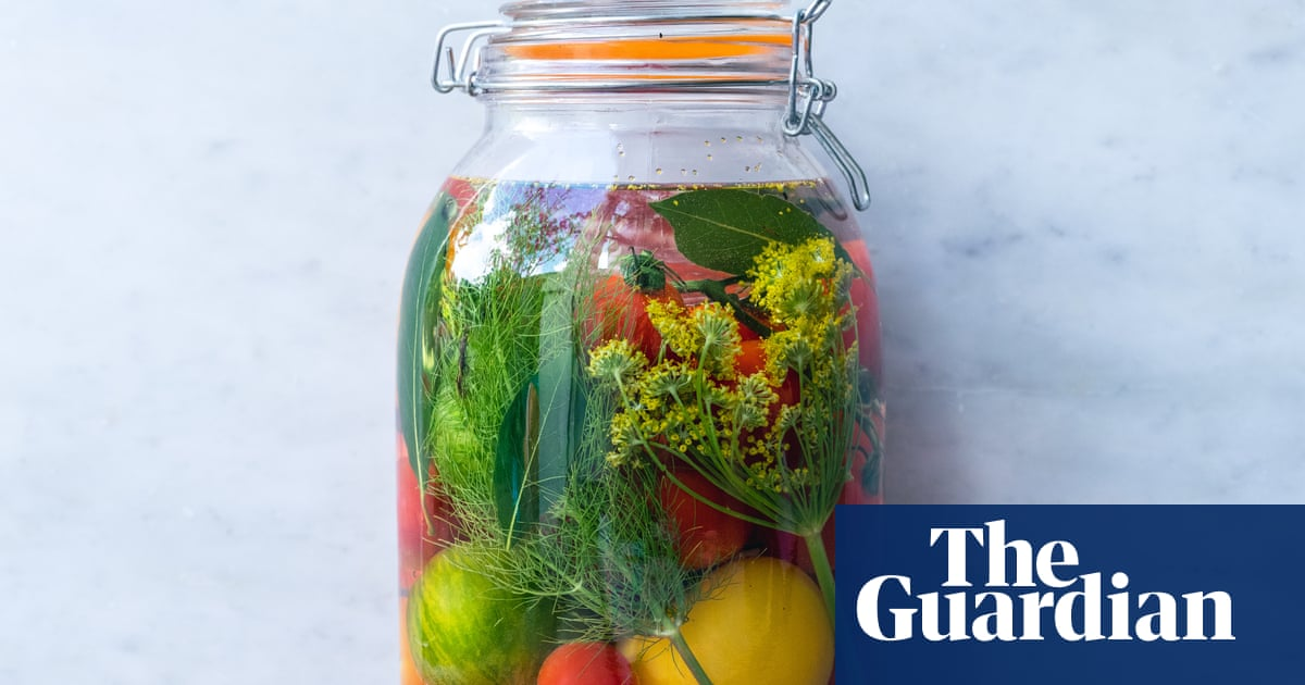 How to make the most of a tomato glut – recipe