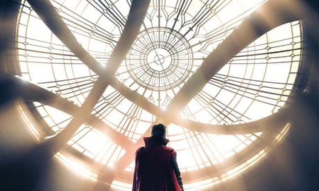 Benedict Cumberbatch on Doctor Strange: 'It's mind-blowing and very