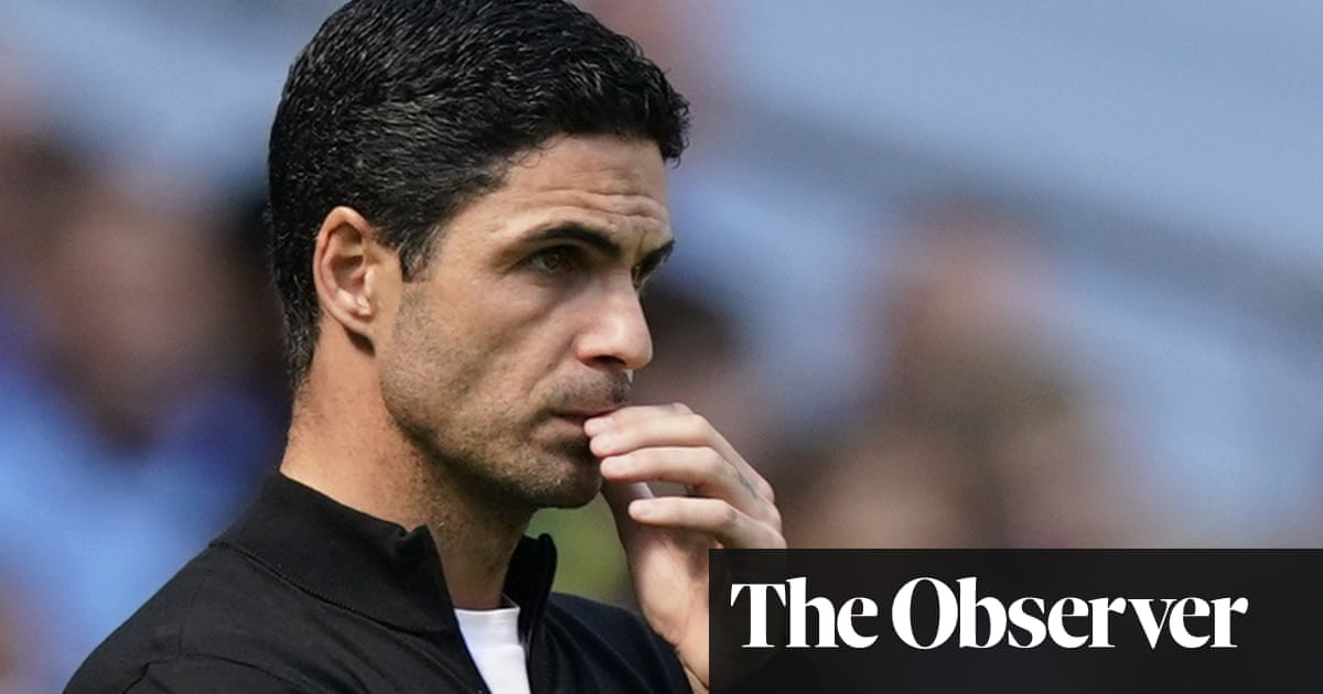 'I question myself': Arteta reflects on Arsenal's 5-0 defeat at Manchester City