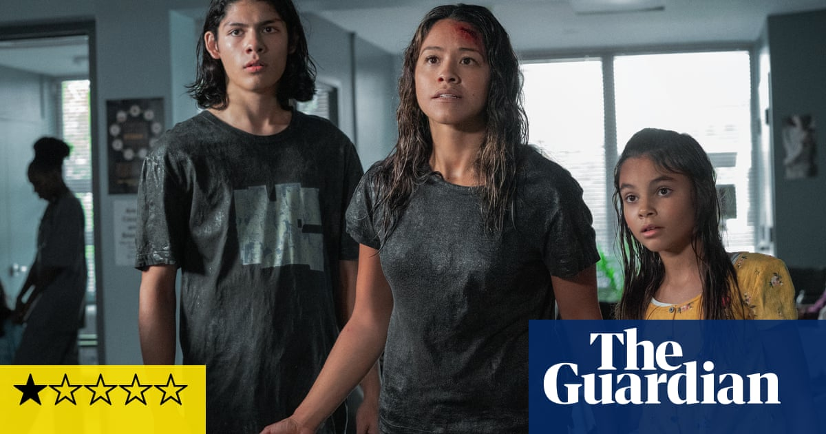 Awake review – Netflix's Bird Box-lite thriller is a real snooze