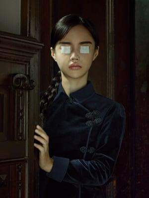 Fu 1088, Portrait 01, Shanghai, 2017