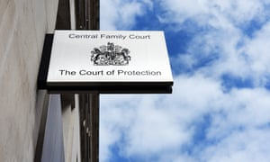Central family courts in High Holborn, London