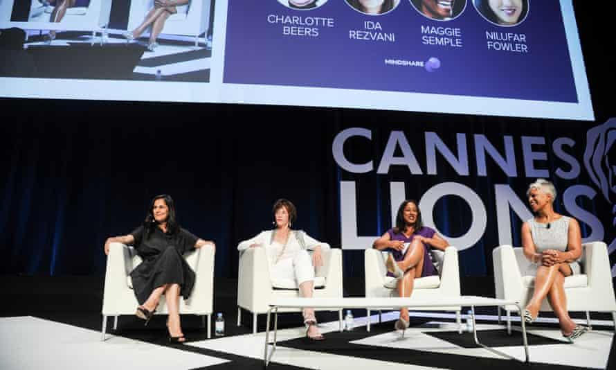 Cannes Lions Mindshare panel