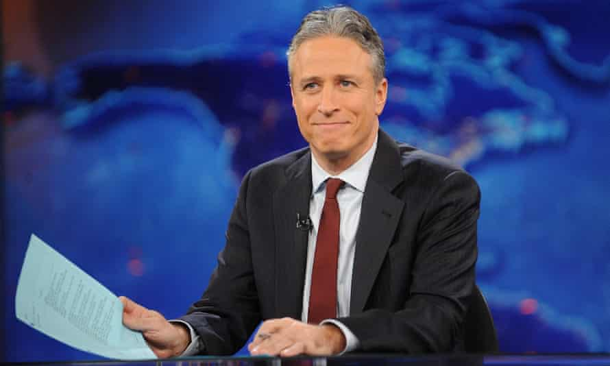 Jon Stewart's Daily Show 'wasn't part of the news, it was the news'