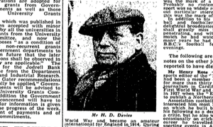 Manchester Guardian, 7 February 1958, p12.