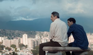 Lonely together … Alfredo Castro and Luis Silva in From Afar