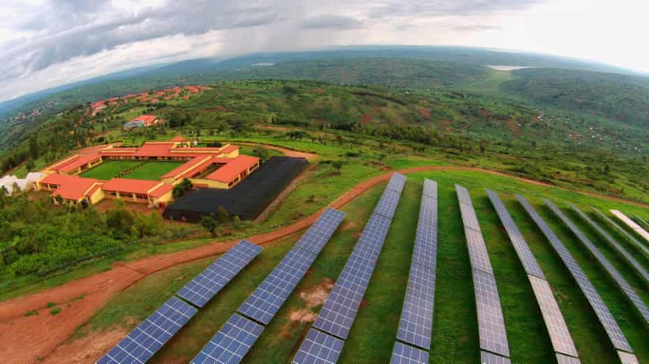 This $24m project is the first utility-scale, grid-connected, commercial solar field in east Africa that has increased Rwanda's generation capacity by 6%.