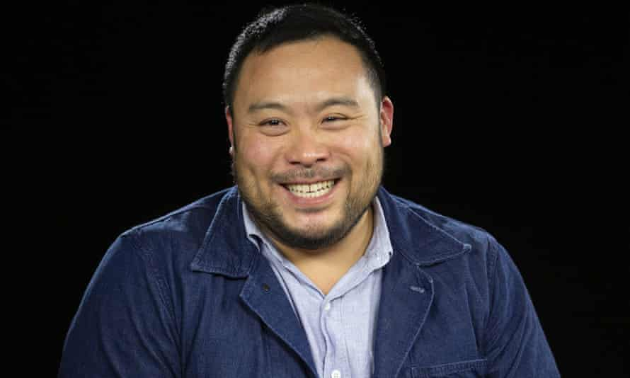 The life of chef and, now, memoirist David Chang is 'a wild ride'