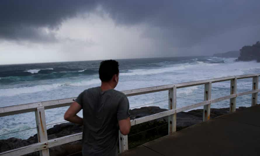 Sydney runner looking to beach