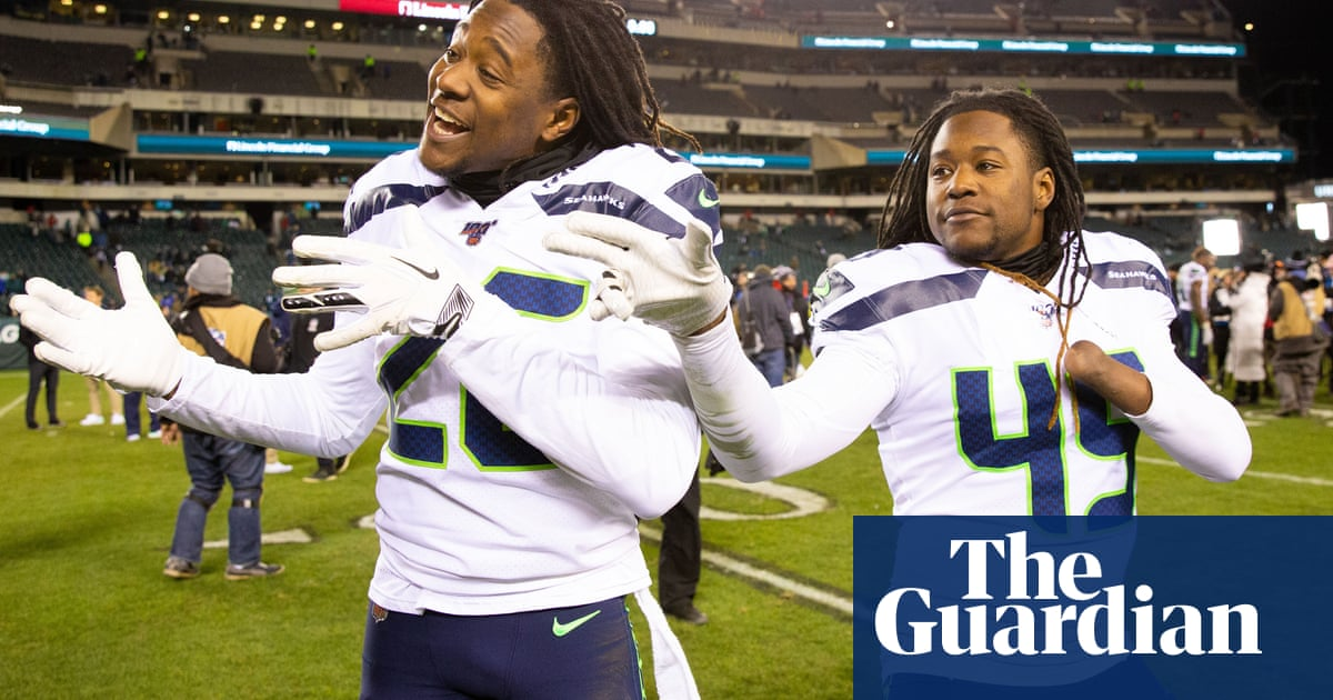 Seahawks set up playoff clash with Packers after beating Eagles