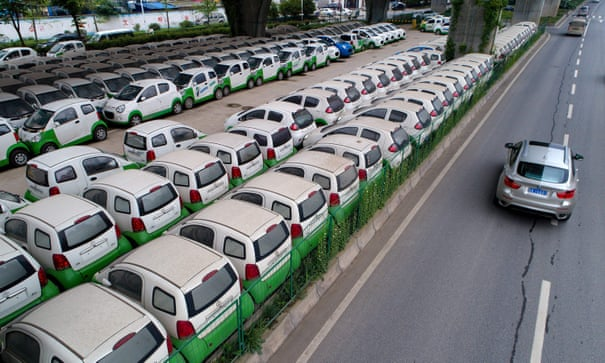The rise of electric cars could leave us with a big battery waste problem