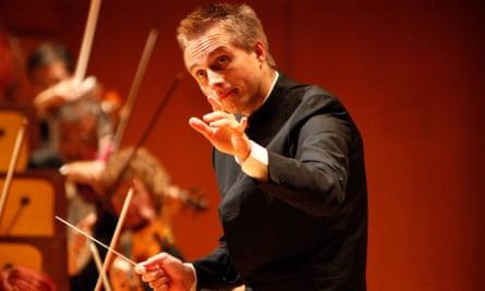 Vasily Petrenko, director of the Royal Liverpool Philharmonic Orchestra.