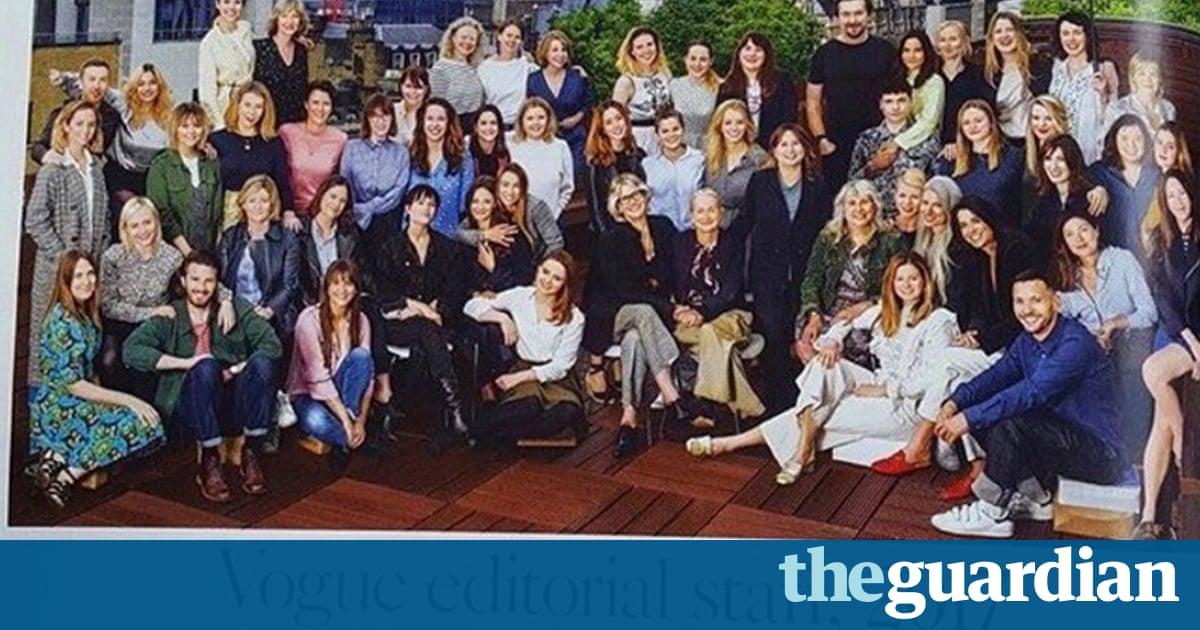 Naomi Campbell criticises lack of diversity at Vogue