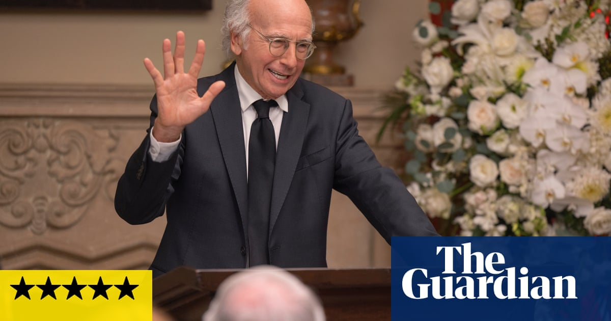 Curb Your Enthusiasm review – Larry's back, and funnier than ever