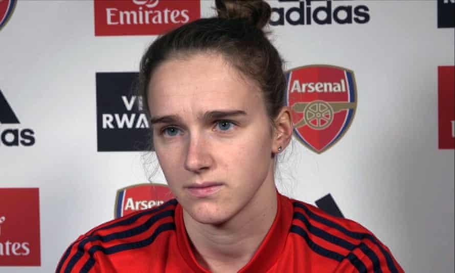 Arsenal's Vivianne Miedema