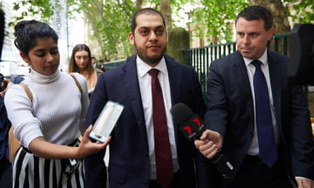 Police Drop Terrorism Charges Against University Of New South Wales Student Crime Australia The Guardian
