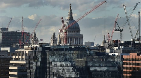 London's mayor Sadiq Khan has said he intends to fine construction firms using polluting machinery.