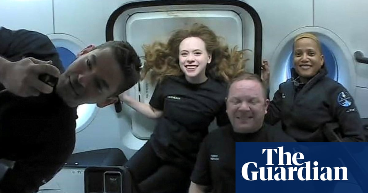 'Heck of a ride': SpaceX's historic amateur astronauts splash down safely in Atlantic