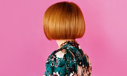 Anna Wintour editor-in-chief American Vogue.