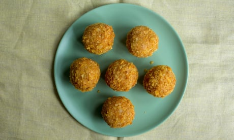 Turn leftover rice into decadent arancini