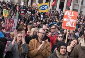 People's Assembly National Demonstration16th April 2016An estimated 50,000 people marched to Trafalgar Square for Homes, Health, Jobs and Education | End Austerity Now | Cameron Must GO! in a protest organised by The People's Assembly.