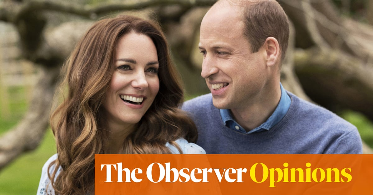 Megxit has been good for the royal couple… the other couple, that is