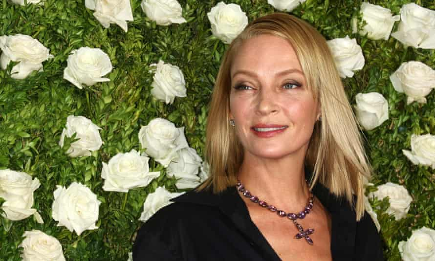 Uma Thurman emerged from a meeting with Weinstein 'disheveled', according to a friend. 'She was really shaking.'