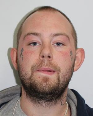 John Tomlin, 24.