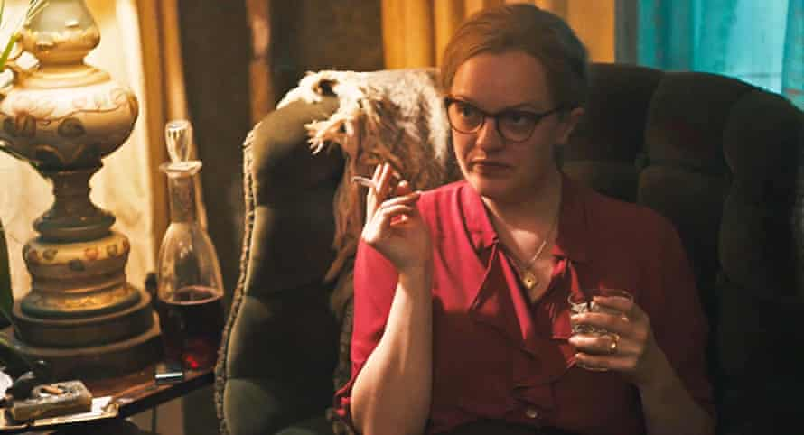 'I think my mother would be pleased with all the attention to her work' … Elisabeth Moss in Shirley.